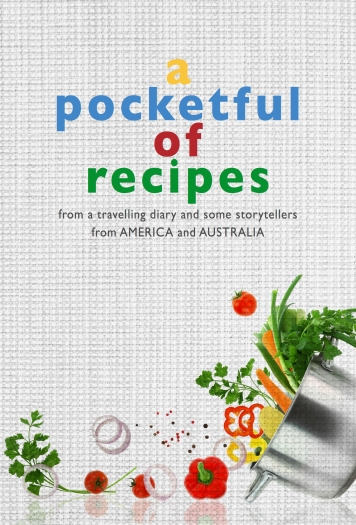 Free international cookbook as a gift from the storytellers