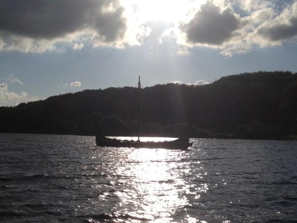 Jelling Orm viking ship